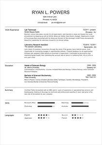 Attractive Accenture Resume. Classic